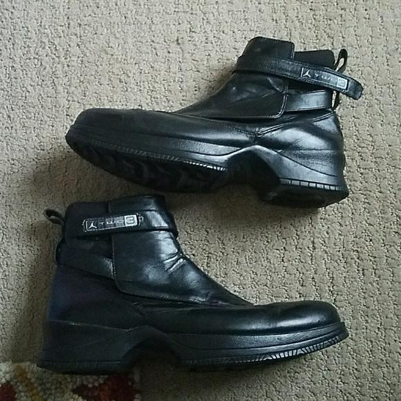 Jordan Two Three Leather Boots